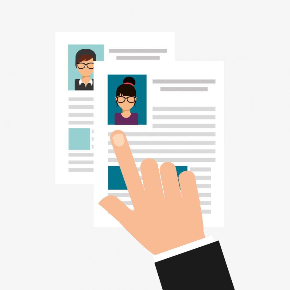 De que maneira os recrutadores analisam o comportamento?