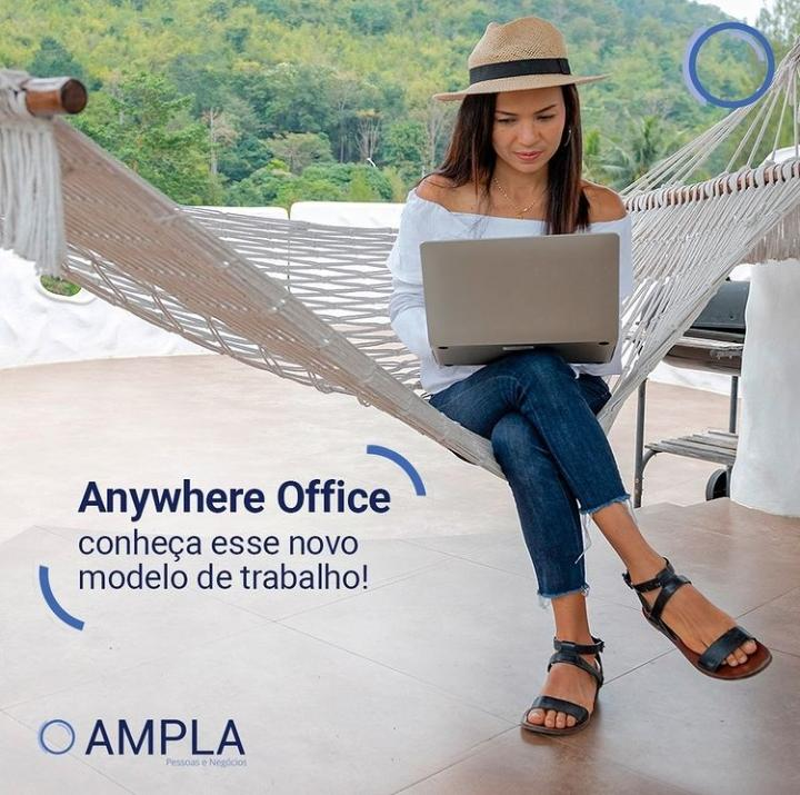 Modelo Anywhere Office